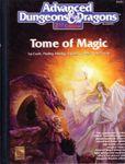 RPG Item: Tome of Magic