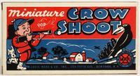 Board Game: Crow Shoot Target Game