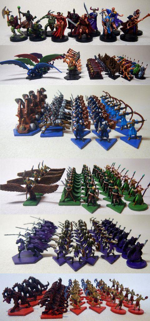 Board Game: Runewars