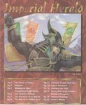 Issue: Imperial Herald (Volume 2, Issue 1 - 1996)