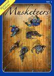 RPG Item: Historical Tokens Set 01: Musketeers