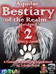 RPG Item: Aquilae: Bestiary of the Realm Abridged 2 (5E)