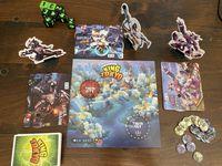 Board Game: King of Tokyo