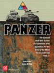 Board Game: Panzer: Game Expansion Set, Nr 3 – Drive to the Rhine: The Second Front 1944-45