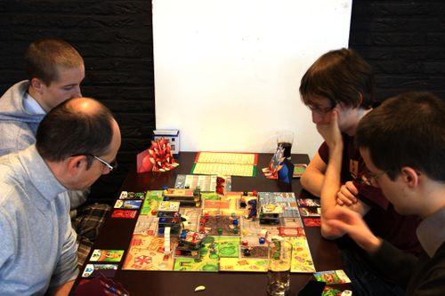 Board Game: Terror in Meeple City