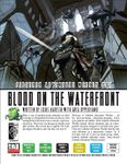 RPG Item: #01: Blood on the Waterfront