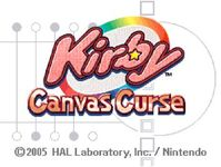 Video Game: Kirby Canvas Curse