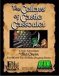 RPG Item: Cellars of Castle Cassoulet