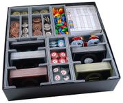 Board Game Accessory: 7 Wonders (Second Edition): Folded Space Insert