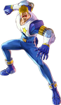 Character: Captain Commando