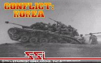 Video Game: Conflict: Korea