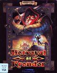 Video Game: Betrayal at  Krondor