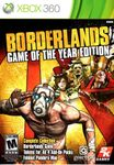 Video Game Compilation: Borderlands: Game of the Year Edition