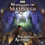 Board Game: Mansions of Madness: Forbidden Alchemy