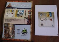 Board Game: Guilds of London: Guild of Snowmen