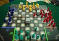 Board Game: Shuuro: Turanga