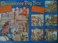 Board Game: Carcassonne Big Box 3
