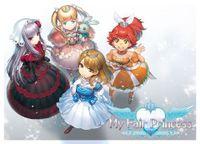 Board Game: My Fair Princess