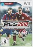Video Game: Pro Evolution Soccer 2010