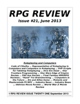 Issue: RPG Review (Issue 21 - Sep 2013)