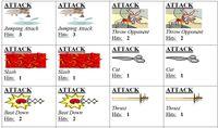 Board Game: Golden Axe