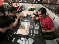 Board Game: Pergamon