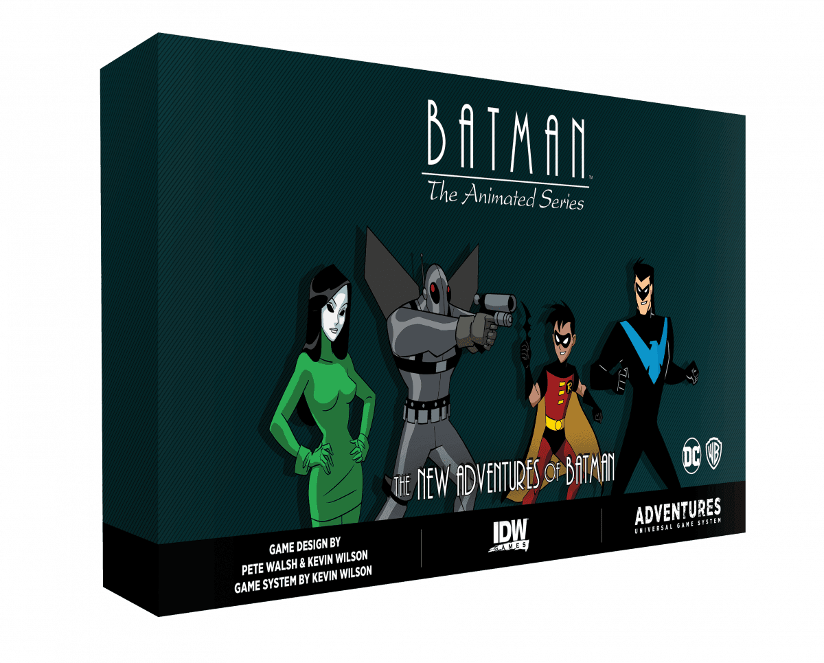 Batman: The Animated Series Adventures – The New Batman Adventures Expansion