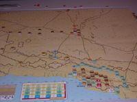 Board Game: Crusader