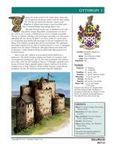 RPG Item: Gythrun Castle