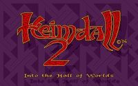 Video Game: Heimdall 2