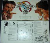 Board Game: The Flea Market Game