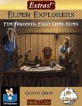 RPG Item: Extras!: Elven Explorers