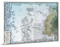 RPG Item: The Bitter Reach Cloth Map