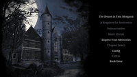 Video Game: The House in Fata Morgana
