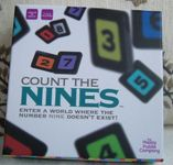 Board Game: Count The Nines