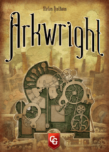 Arkwright Cover Artwork
