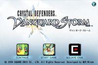 Video Game: Crystal Defenders: Vanguard Storm