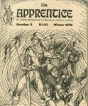 Issue: The Apprentice (Issue 3 - Winter 1979)