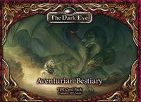 RPG Item: Spielkartenset Aventurisches Bestiarium