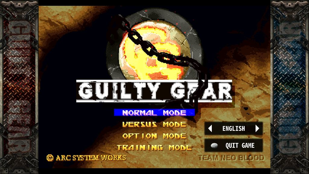 Video Game: Guilty Gear