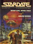 Issue: Stardate (Issue 10 - Feb 1986)