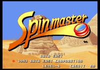 Video Game: Spinmaster