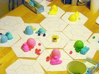 Board Game: Peep War