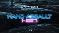 Video Game: Nano Assault NEO