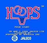 Video Game: Hoops