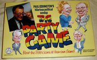 Board Game: The Party Game