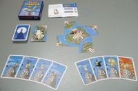 Board Game: Ziegen Kriegen