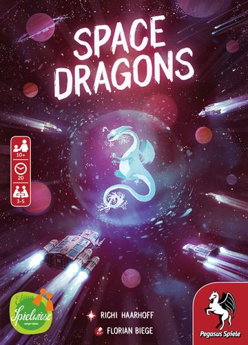 Board Game: Space Dragons