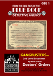 RPG Item:  From the Case Files of the Blue Book Detective Agency: Doctor's Orders