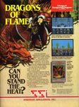 Video Game: Dragons of Flame